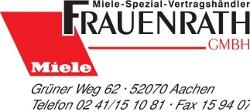 Frauenrath - Miele Spezial Vertragshändler